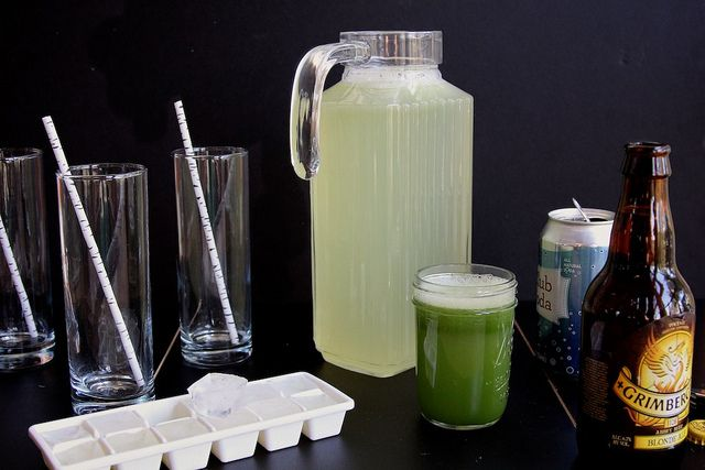 lime cordial, three ways. by joy the baker