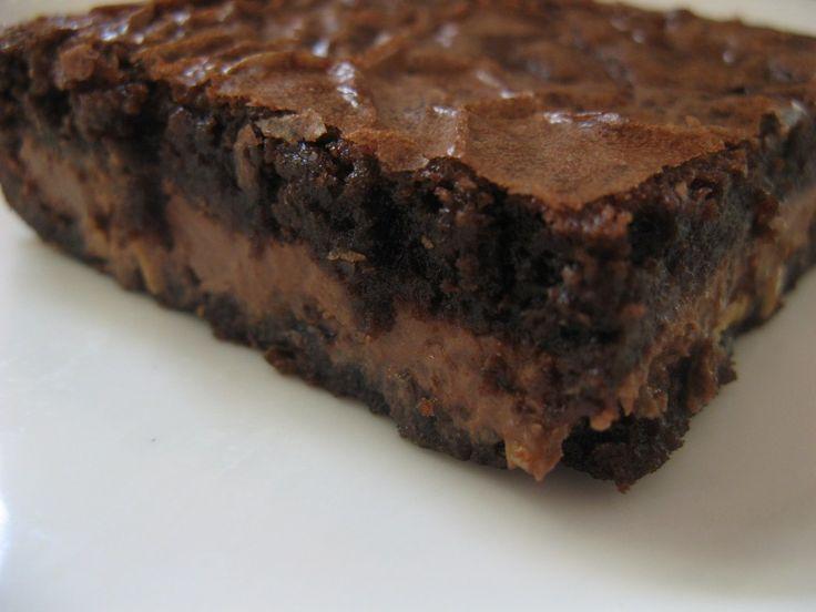Recipe: Symphony Bar Brownies | Desserts | Pinterest