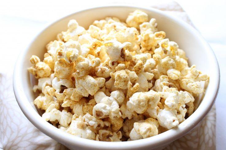 Dorito Flavored Popcorn