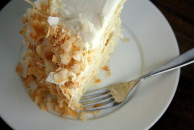 Coconut Southern Comfort Layer Cake from Bon Appétit - Home - the ...