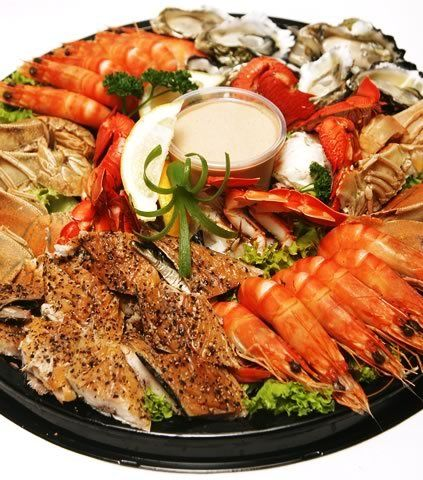 Have mercy seafood platter. ;-) | Pier 213 | Pinterest