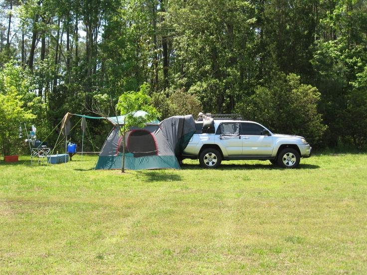 4runner Camping 4runner Pinterest