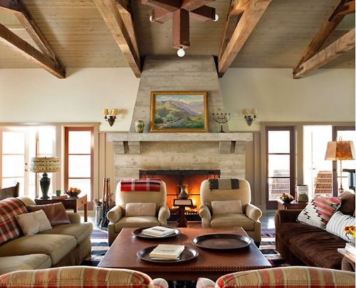 Layout for large family room home decor pinterest for Large family room decorating ideas