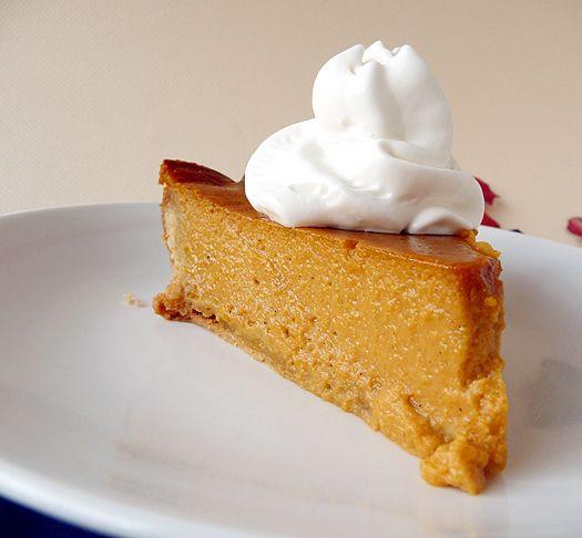 ... silky smooth pumpkin pie deblicious no bake pumpkin pie brazen kitchen