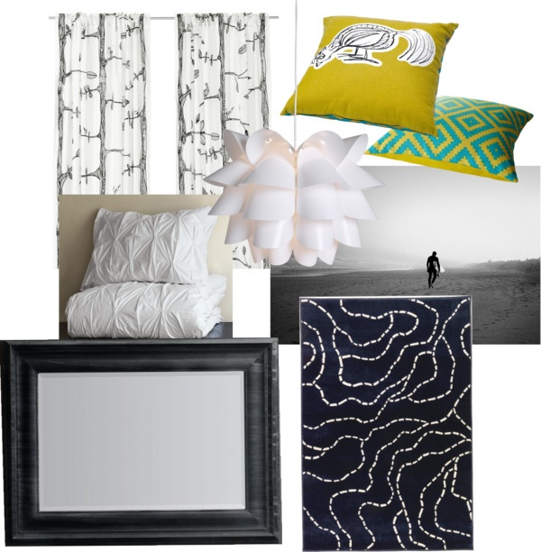 Ikea Guest Bedroom  For the Home  Pinterest