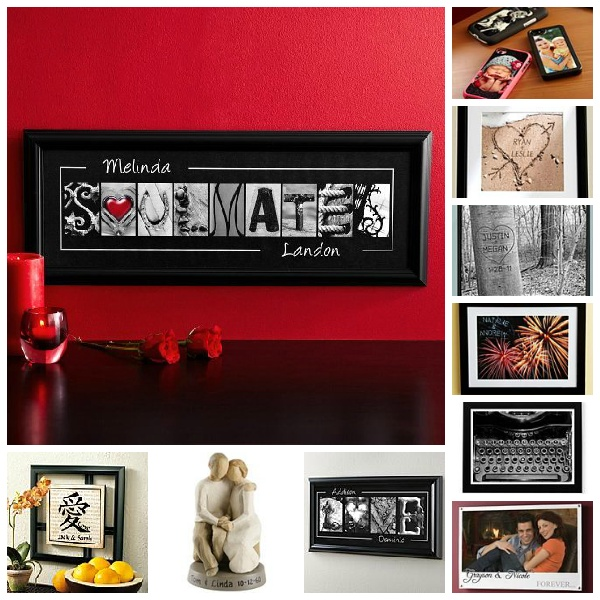 personalized valentine's day gifts canada