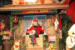 Comedy barn good clean comedy for the whole family