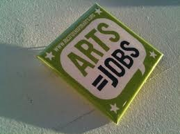 Arts jobs