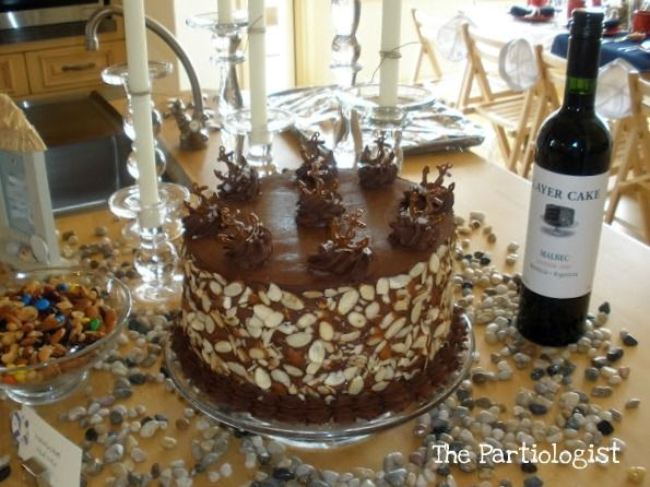 Chocolate Cake with Fleur de Sel Caramel Filling | Cakes | Pinterest ...