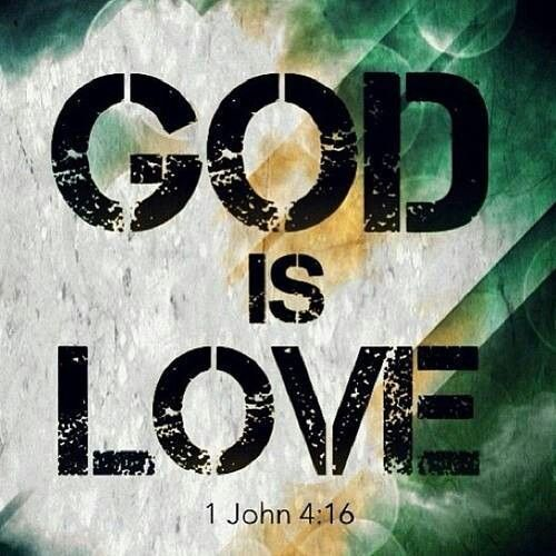 essay about love of god for us