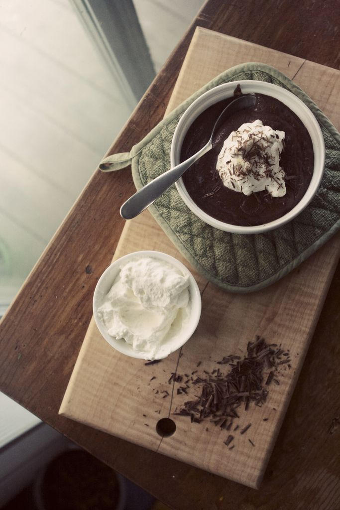Best Ever) Chocolate Pudding | Chocolate - Desserts | Pinterest