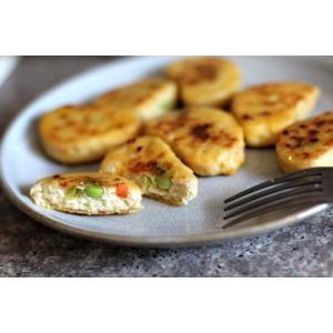 Tofu Edamame Nuggets | #3- Healthy Foods! | Pinterest