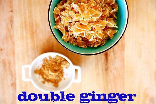 Soft Vegan Double Ginger Cookies | Recipes to try: Vegan or vegan-abl ...