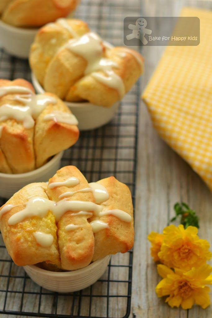 Lemon Scented Pull-Apart Coffee Cake | Pull-Apart / Monkey Bread | Pi ...