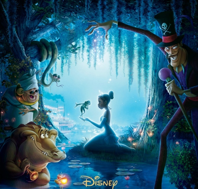 La princesse et la grenouille da animations the best of - La princesse et la grnouille ...