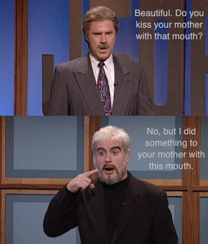 Snl celebrity jeopardy sean connery quotes from league