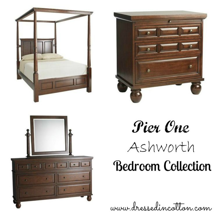 Pier One Ashworth Bedroom Furniture For The Home Pinterest