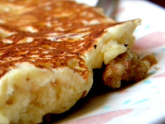 Light, Fluffy Buttermilk Pecan Pancakes - Restless Chipotle