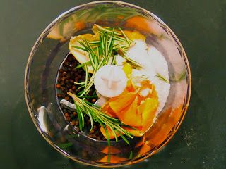 Rosemary Citrus Salt Rub | How-To/Tips (food related) | Pinterest