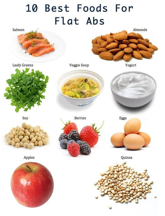 10 best foods for flat abs healthy eating pinterest for Best fish to eat for weight loss
