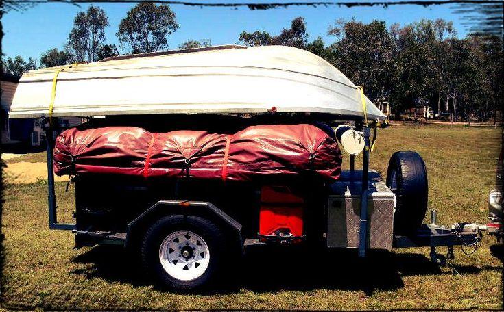 Original Camper Boat