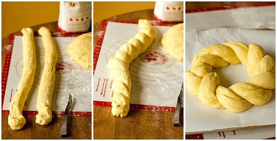 Italian Easter Bread (Anise Flavored) Recipe — Dishmaps