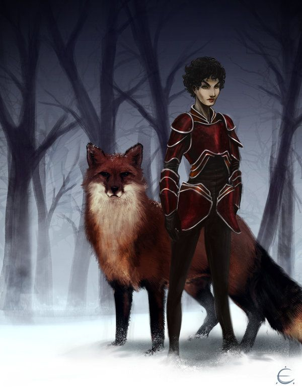 Fox warrior | Fantasy Warriors Defending Beyond the Norm ...