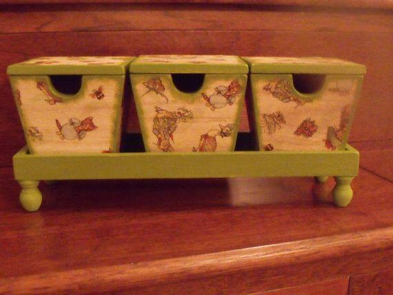 Peter Rabbit Nursery Beatrix Potter Nursery Decor