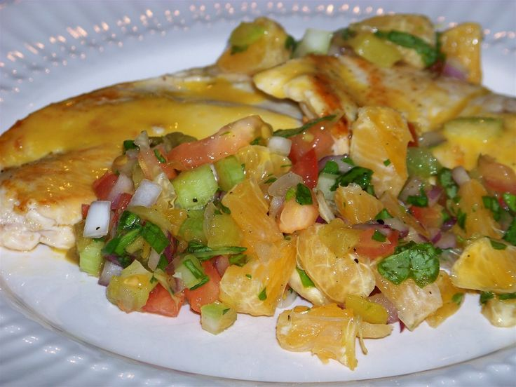 You have to make these Chicken Paillards with Clementine Salsa from ...