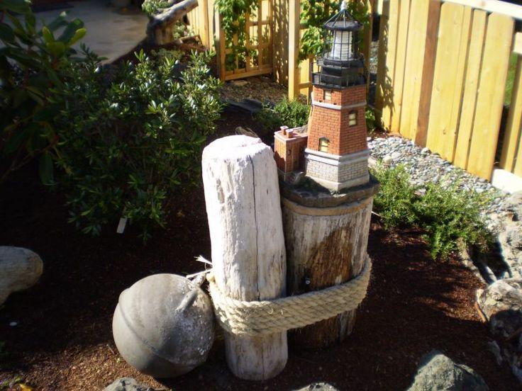 More beach garden ideas under the sea pinterest for Seaside garden designs