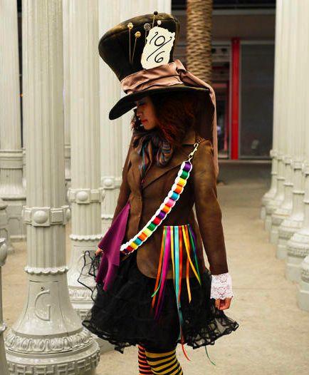 Rachel (rachelsnoek) on Pinterest - grown up halloween costume ideas