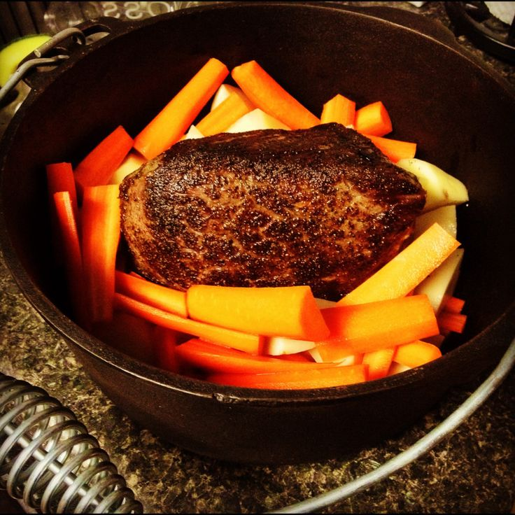 Dutch Oven Pork Roast Recipes — Dishmaps