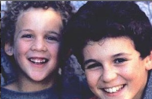 Tyler and Dallas  Haha just kidding  it s Ben and fred savage  LolBen And Fred Savage 2013