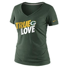 Nike Store. Nike Attitude (NFL Packers) BCA Womens T-Shirt