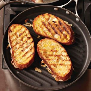 Recipe: Grown-Up Grilled Cheese Sandwiches | Williams-Sonoma