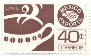 Mexico Exporta stamp