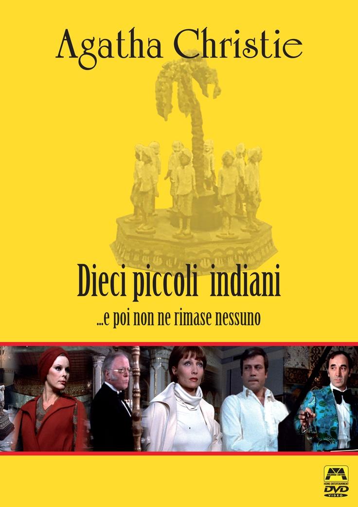 Dieci piccoli indiani quot film tv musica libri pinterest