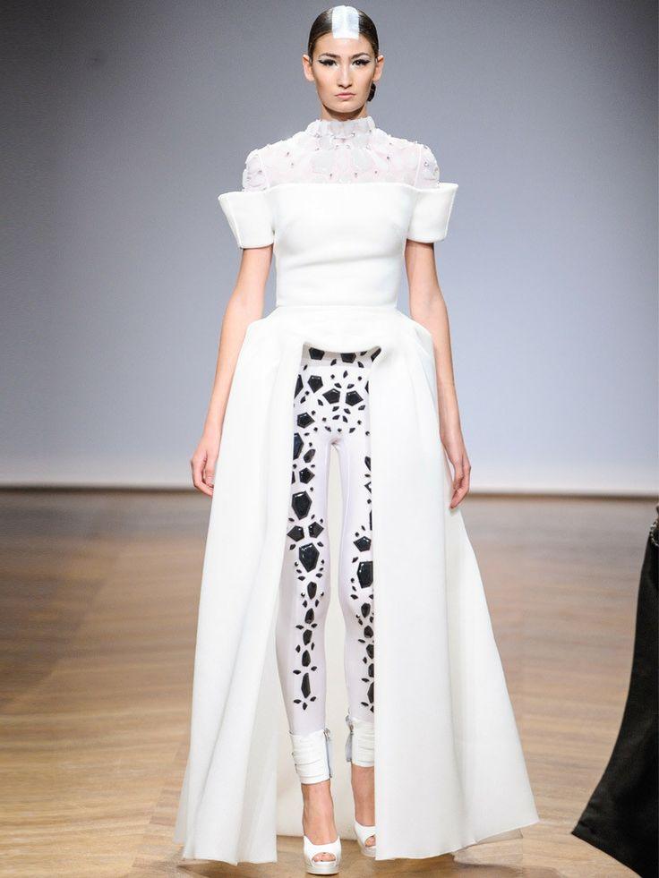 Les robes de mariée haute couture printemps-été 2014