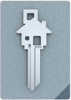 house key: . . . house key