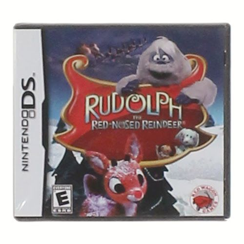 Game: Rudolph The Red-Nosed Reindeer | I ♡ Rudolph the Red Nose ...