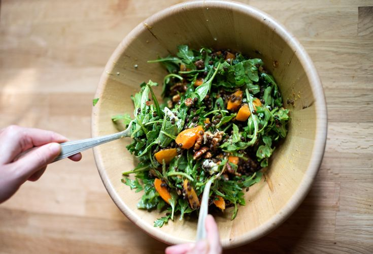 More like this: lentil salad , apricots and lentils .