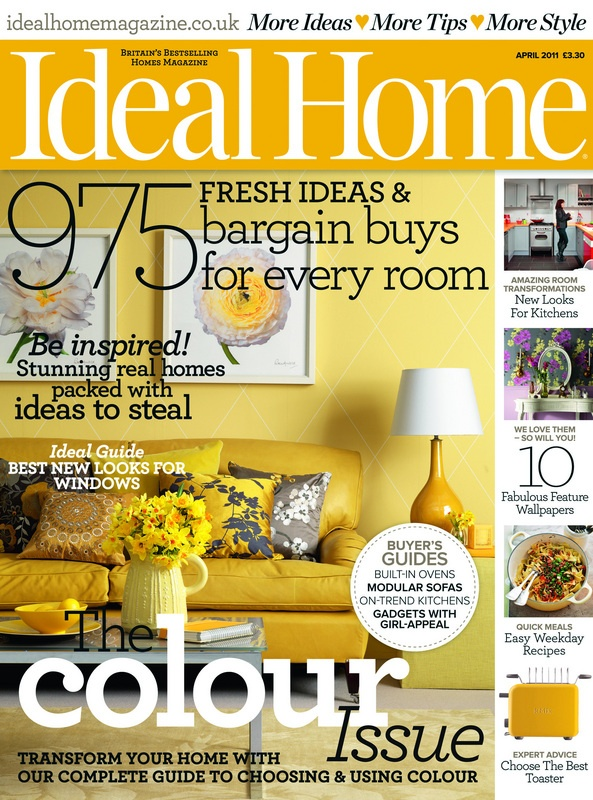 Ideal Home Magazine My Favourite Magazines Pinterest
