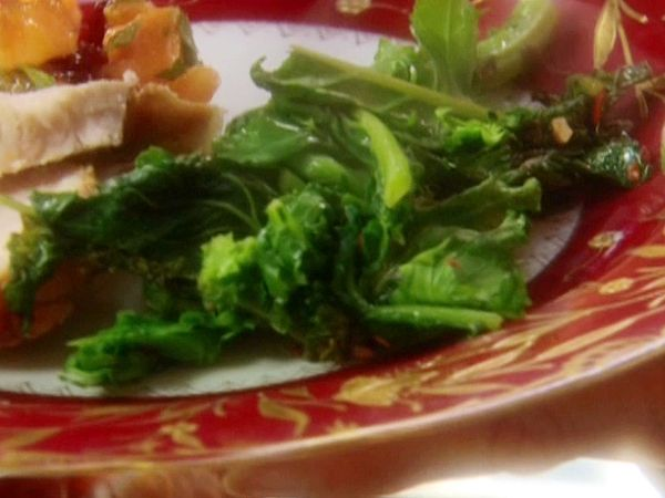 Sauteed Broccoli With Floret Vinaigrette Recipes — Dishmaps