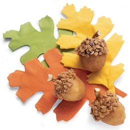 Great fall snack and so cute!