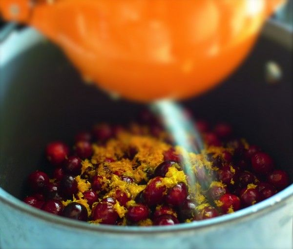Cranberry sauce is perhaps one of the most controversial items at my ...