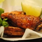 Tequila-Marinated Spicy Chicken Wings. | mmmm Mexican Food | Pinterest
