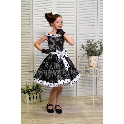 Фото платьев для девочек в стиле 60-х