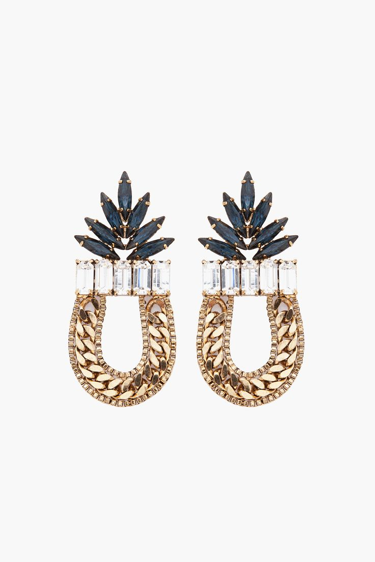 #pineapple earrings #ananas