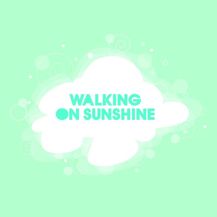 Isn't walking in the sun always the best?