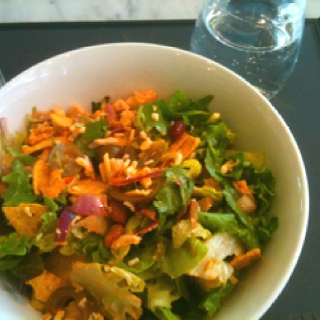 Sweet chili chicken salad | Yummo | Pinterest